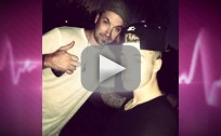 Justin and Jeremy Bieber: HIGH!