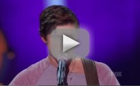 Sam Woolf American Idol Audition