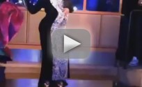 Lil Kim: Pregnant and Dancing!