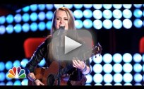 "Bria Kelly: ""Steamroller Blues"" (The Voice Audition)"