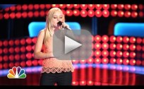 "Madilyn Paige: ""Titanium"" (The Voice Audition)"
