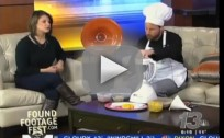 Man Pranks Morning Shows Into Believing He's a Chef