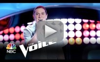 Stevie Jo - There Goes My Baby (The Voice Audition)