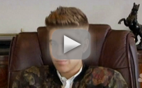 Justin Bieber Deposition: The Director's Cut