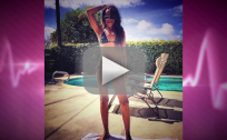 Bobbi Kristina Bikini Photo: Too Thin?