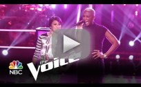 "Paula DeAnda vs. Sisaundra Lewis: ""Do What U Want"" (The Voice)"