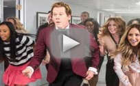 Kevin Bacon Goes Footloose on The Tonight Show