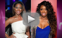 Porsha Stewart and Kenya Moore Brawl at RHOA Reunion