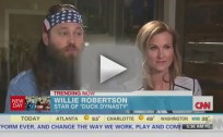 Willie and Korie Robertson CNN Interview