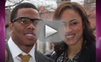 Ray Rice, Janay Palmer Married