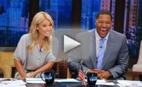 Michael Strahan to GMA?