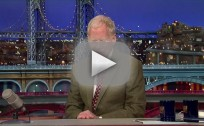 David Letterman Retirement Announcement