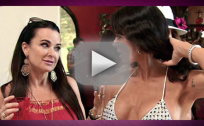 Carlton Gebbia-Kyle Richards FEUD