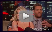 Juan Pablo Says I Love You to Nikki Ferrell