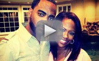 Kandi Burruss, Todd Tucker Married!