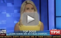 "Heather Childers Refers to UConn as ""NAACP"" Champions"