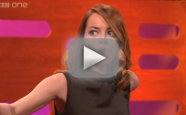 Emma Stone: Pranked on The Graham Norton Show!