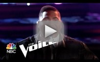 T.J. Wilkins: Waiting on the World to Change (The Voice Top 12)