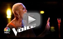 Sisaundra Lewis: Don't Let the Sun Go Down on Me (The Voice Top 12)
