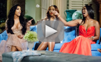 Kenya Moore Wants Porsha Williams Apology