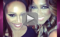 Cynthia Bailey Defends Kenya Moore