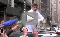 Justin Bieber Fans Freak Out Over Singer