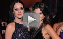 Selena Gomez and Katy Perry: BFFs!