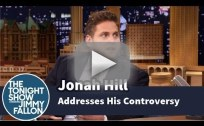 Jonah Hill Apologizes on The Tonight Show