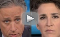 Jon Stewart: Better Than MSNBC at News!