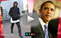 Kanye West to Obama: You Suck!