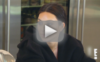 Keeping Up With the Kardashians Clip - Kim Racially Assaulted on Plane