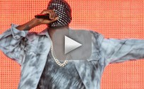 Kanye West Rants at Wireless Festival