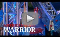 Kacy Catanzaro Dominates American Ninja Warrior Course