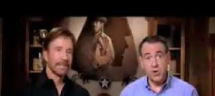 Mike Huckabee Ad - Chuck Norris Approved