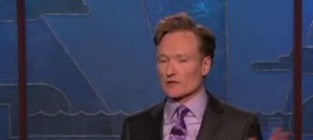 Conan apologizes for fake levi tweets