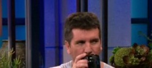 Simon on the tonight show