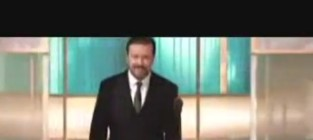 Celebrities Rush to Defense of Ricky Gervais