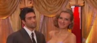 Dwts week one petra nemcova and dmitry chaplin