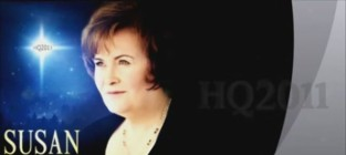 Susan boyle o come all ye faithful