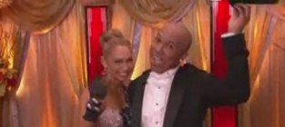 Dancing with the stars finals hines and kym judges choice