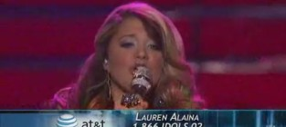 Did Lauren Alaina Top Scotty McCreery?
