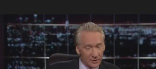 Bill maher and jane lynch recite anthony weiner facebook message