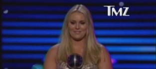 Lindsey vonn espy speech