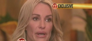 Taylor armstrong speaks on russell armstrong