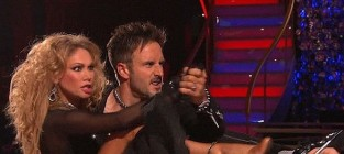 David arquette on dancing with the stars week 5