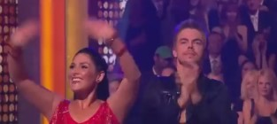 Ricki lake on dancing with the stars finals cha cha