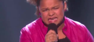 Rachel Crow Sings for Survival