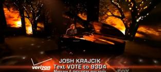 Josh krajcik hallelujah