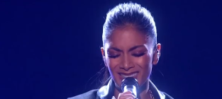 Nicole scherzinger pretty live on the x factor
