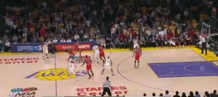 Derrick rose game winning shot